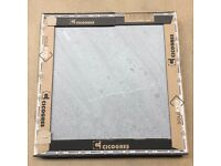 43.2 m2 Mid Grey Porcelain Tiles 600mm x 600mm