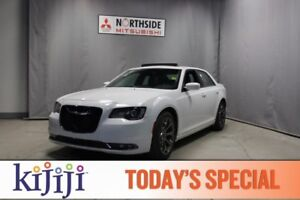 2016 Chrysler 300 S Leather,  Heated Seats,  Sunroof,  Back-up C