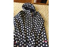 Girls Peter Storm rain coat age 11-12 Great condition