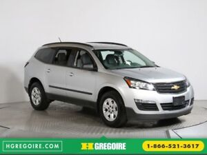 2013 Chevrolet Traverse LS 8 PASSAGERS CAMÉRA DE RECUL GROUPE RE