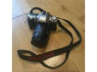 Pentax MZ-50 compact SLR with Sigma 28-105mm 1.4-5.6 UCII Zoom Lens