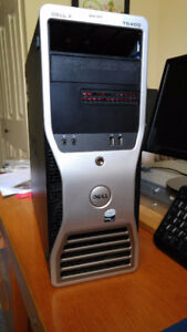 Server Dell Precision T5400 32GB Ram