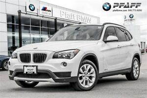 2013 BMW X1 xDrive28i Loaded!
