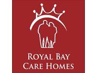 Deputy Manager (Registered Nurse Role) for Care Home with Nursing in Aldwick, Bognor Regis.