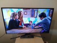 """Great Condition 32"""" SAMSUNG LED SMART TV ful hd ready 1080p freeview inbuilt"""