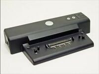 Dell Latitude PR01X 2U444 Docking Station Port Replicator for D630 D830 D620