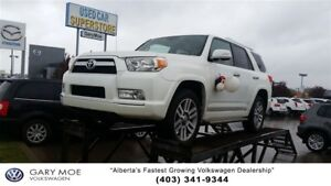2010 Toyota 4Runner SR5 Limited  Low kms Price drop!