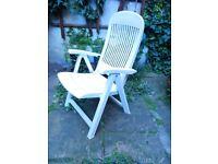 Folding Chair Heavy-duty - For Garden, Patio, Home