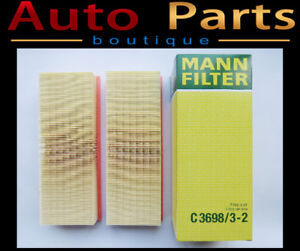 Mercedes-Benz C300 E350 S450 2001-2015 Air Filter Set 2730940404
