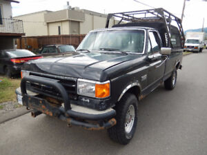 1990 Ford F-250 4x4