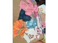 Baby girl bundle 3#