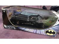 Hotwheel batman car/motorcycle/boat collection