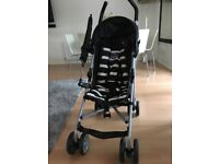 Baby start pushchair