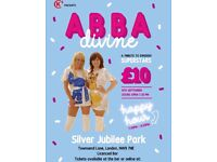 Tribute Night - Abba Divine - Live Music entertainment at Silver Jubilee Park