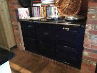4-Door AGA gas oven