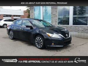 2016 Nissan Altima 2.5 SV, HEATED SEATS, BACKUP CAMERA