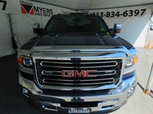 2015 GMC SIERRA 2500HD SLT DURAMAX CREW CAB NAV LEATHER SUNROOF!