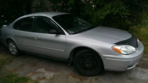 2006 Ford Taurus for parts or repair
