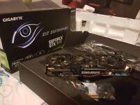 Nvidia Gigabyte GeForce GTX 970 G1 GAMING Graphics Card - 4GB