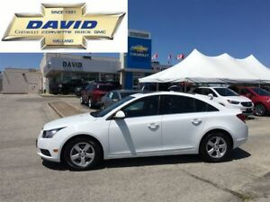 2014 Chevrolet Cruze 2LT CRUISE SUNROOF