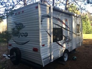 2015 Jayco Jay Flight SLX 15.4 BH For Sale (Used Twice)