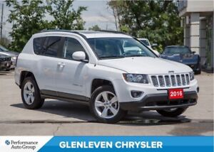 2016 Jeep Compass Pending sold...HIGH ALTITUDE | SUNROOF | LEATH