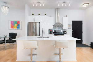 LUXURIOUS 2 BED+ 2 BATH PENTHOUSE - DALY MORIN PHASE II, LACHINE