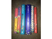 VARIOUS CHILDRENS BOOKS Roald Dahl , David Williams