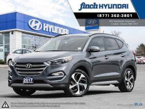 2017 Hyundai Tucson SE Turbo Engine | Pano Sunroof | Leather...