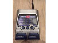 DigiTech RP100A multi effects guitar pedal