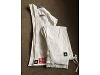 Adidas Judo suit - 160cm
