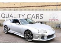 TOYOTA SUPRA Very Stunning high spec NA Auto at an absolute bargain price, Silve