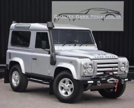 Land Rover 90 Defender 2.4 TD XS **Just 571 Miles from New**