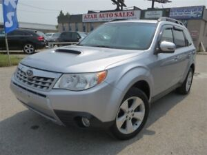 2012 Subaru Forester 2.5XT Limited (A4),NAVI,SUNROOF,LEATHER