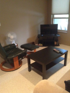 FURNISHED BASEMENT SUITE CLOSE TO UBCO & AIRPORT