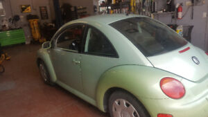 2001 Volkswagen Beetle diesel 1.9  Turbo Hatchback