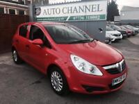 Vauxhall corsa 1.3 cdti 16v life. 5 door diesel. Free warranty. New mot
