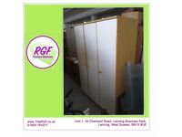SALE NOW ON!! Triple Door Wardrobe - Can Deliver For £19