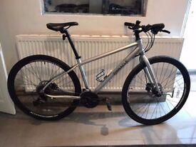Pinnacle Lithium 3 2017 Hybrid Bike Mens Bike Womens Bike Mountain Bicycle