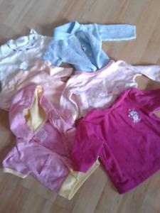 Vêtements 3 mois bébé fille