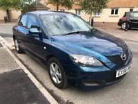 2006 Mazda TS 1.6 Petrol, Manual December 2017 Mot
