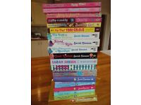 Teenage Girl's Books