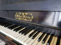 Vintage William Whiteley London Piano