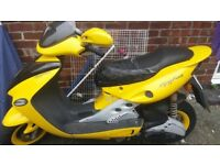 maliguti f15 for sale tax and tested runs as a little hole in exgaust this is not a chinese bike