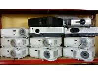 Projectors for sale. Acer,Dell,Sannyo,Hitachi.£65 each.With Shop receipt.