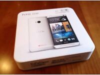 htc m7 brand new box warranty &