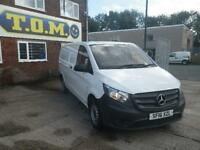 Mercedes-Benz Vito 1.6CDI 109 Long 2016 109CDI
