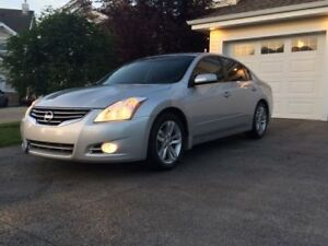 2012 Nissan Altima 3.5SR Sedan