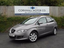 SEAT ALTEA XL 1.6 STYLANCE TDI 5d 138 BHP NEW MOT AND SERVICE (silver) 2007