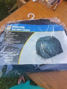 NEW in package Helmet bags (I have 2 available)